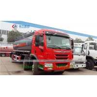China FAW 6X2 Chemical Transport Truck For Hydrochloric Acid wholesale