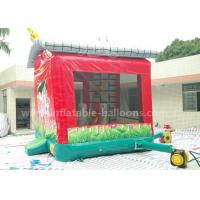 Little Red Barn Inflatable bounce houseFor Outdoor Amusement Park 21 x 17 x 18′