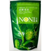 China Green Color Packaging Tea Stand Up Pouch Bags / Soup Bag Broker Standing Zip Lock Pouch on sale