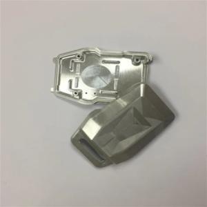 China Housing Aluminum Milling Parts , Anodized Cnc Manufacturing Process wholesale