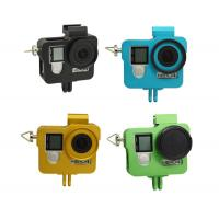 China Alluminum Alloy Frame  Bicycle Camera Mount  with Screws Lens Cap wholesale