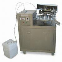 Quality Semi-automatic Filling and Sealing Machine with Automatic Alignment System for sale