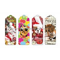 China Reading Lenticular Personalized 3d Bookmarks For Kids To Print 3d Animal Bookmarks wholesale