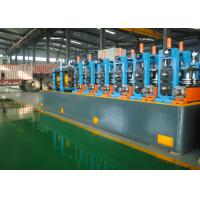 Buy cheap High Precision Straight Seam Ss Tube Mill Machine For 25-76mm Pipe Diameter from wholesalers