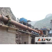 China Building Materials Equipment Rotary Kiln for Cement / Lime Calcination wholesale