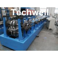 China Single Side Adjustable Interchangeable Z Purlin Roll Forming Machine wholesale