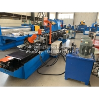 China Construction Punching C Shaped 40m/Min Roll Forming Machine wholesale