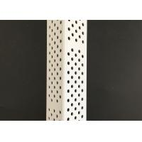 China Super Plastic Sheetrock Corner Bead For Decorating And Building PVC Profiles wholesale