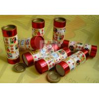 Quality Recycled Corrugated Cardboard Tube Box Packaging Personalized for sale