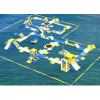 China Commercial Grade Inflatable Water Park For Kids wholesale