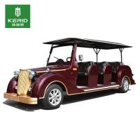 Buy cheap 4 Wheel 72V AC Motor Left Drive Classic Golf Cars Electric MIni Vehicle With11 from wholesalers