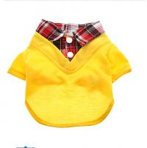 China 2015 Pet Clothes California Outerwear Dog Collar Shirt Apparel wholesale