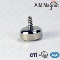 China neodymium strong magnet with hook wholesale