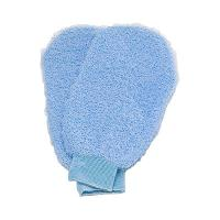 China 22x12 cm PP Deep Exfoliating Mitt Scrubbing Gloves For Body wholesale