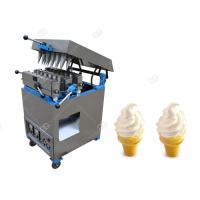 Quality 220V/50HZ GELGOOG Ice Cream Cone Machine for Crispy Cone , 1000*600*1200mm for sale
