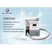 China Professional YAG Laser Tattoo Removal Equipment 50/60HZ Air + Water Cooling System wholesale