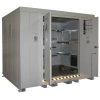 Quality Hazardous Material Storage Building , Chemical Storage Buildings For Flammable for sale