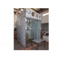 Quality SUS304 GMP Standard Dispensing Booths For GMP Workshop 415V 50HZ for sale