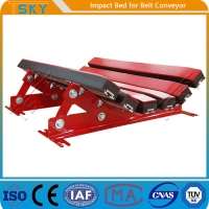 China SGS Conveyor Impact Bed wholesale