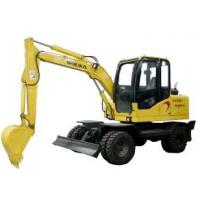 China Condition and Wheel Excavator Moving Type jcb 4cx for sale uk on sale