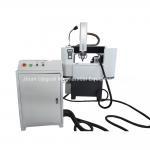China Half Closed Metal Mold CNC Engraving Machine 4 Axis wholesale