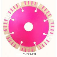 China 114mm Granite Concrete Diamond Tuck Point Saw Blade Cutting Blade on sale