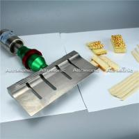 China 305mm Dough Ultrasonic Food Cutting Slicing With Digital Generator wholesale