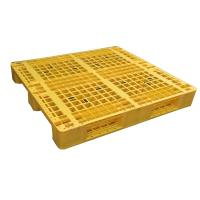 China Warehouse Rack Used Single Faced 4-Way Entry Plastic Pallet wholesale