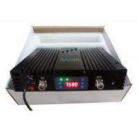 Buy cheap High Power GSM Mobile Signal Repeater Line Amplifier 30dBm With LED Panel from wholesalers