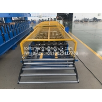 China Shutter Door Roll Forming Machine For USA wholesale