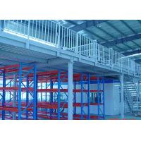 Quality Heavy Duty Warehouse Multi-tier Steel Platform for sale