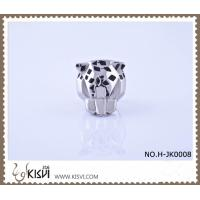 China OEM / ODM customed logo 316l stainless steel ring with factory price H-JK0008 wholesale