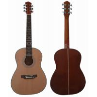 China 36inch 3/4 Size Spruce Sapele Back Wood Acoustic Guitar For Children / Kids AF3620 wholesale