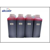 China Polyester And Paper Water Based Fabric Ink / Textile Printing Ink wholesale
