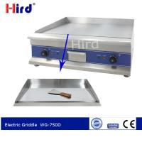 China CE Griddle electric Indoor griddle Table top griddle electric for Catering supplies  WG-750D on sale