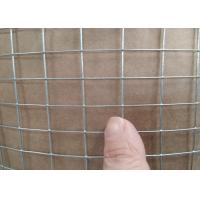 China Hot - Dipped Galvanized Welded Wire Mesh For Animal Cage Structuring wholesale