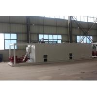 China TBM slurry separation system mud/slurry tank for sale at Aipu solids control wholesale