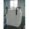 China Circular / Tubular 1 ton bulk bags , Type A square bottom Soybean peanut bag storage bags wholesale