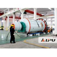 Mining Industry Dry Ball Mill for Mineral Processing Plant Product Size 0.044-400mm