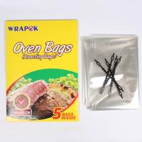 Buy cheap High Temperature Resistant Plastic Oven Bags For Cooking , Oven Bag Chicken Use from wholesalers