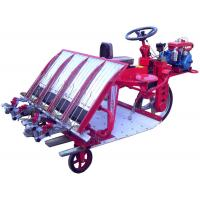 China 4 rows Paddy Rice transplanter suit for family farm wholesale