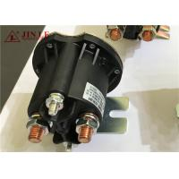 China Jinle 12 Volt Car Starter Solenoid For VOLVO / Mercedes / Renault Motor wholesale