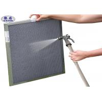 Square Metal Dust Filter Mesh Dustproof Window Screen ISO Approved