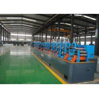 Buy cheap Automatic Pipe Tube Mill , ERW Pipe Milling Machine CE ISO Listed from wholesalers