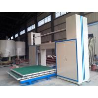China Adjustable Speed Horizontal Sponge Cutter Machine , Polyurethane Foam Cutting Machine wholesale