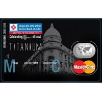 China Titanium MasterCard Smart Magnetic Strip Card with Special Signature Panel wholesale
