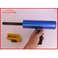 China Perfessional Multi Function Deep Ground Metal Detector Finder Hunter Led Light Alarm wholesale