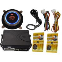 China Rfid Transponder Card Invisible Keyless Car Engine Start Stop System For Petrol Or Auto Diesel Car wholesale