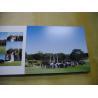 China Private Graduation / Family 14x14 Magazine Style Photo Album With Flat Spine wholesale