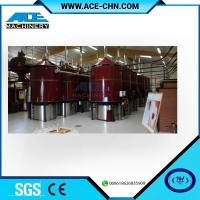 China Home alcohol distiller, alcohol distillation equipment & Vodka,Whiskey,Gin Copper Distillery For Sale wholesale